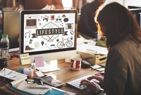 hobbies: Lifestyle Hobbies Media Technology Concept
