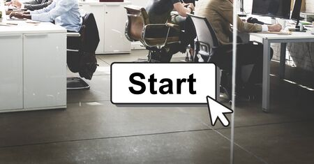 begin: Start Starter Begin Build Launch Motivate First Concept