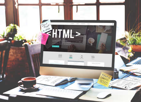 HTML Network Coding Website Internet Concept