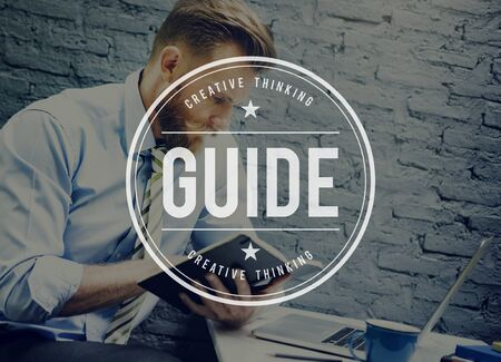 guidance: Guide Strategy Advice Guidance Manage Concept