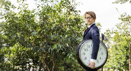 organisation: Time Timing Management Schedule Organisation Concept Stock Photo