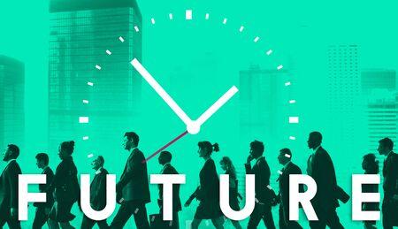 Sueño futuro imaginación Visión Concepto Visual