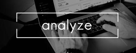 reseach: Analyze Analytics Data Analysis Planning Process Concept