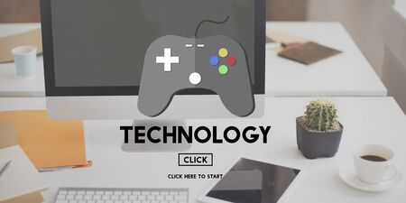 Technology Equipment Gaming innovatief concept