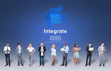 merge: Integrate Circuit Links Merge Concept