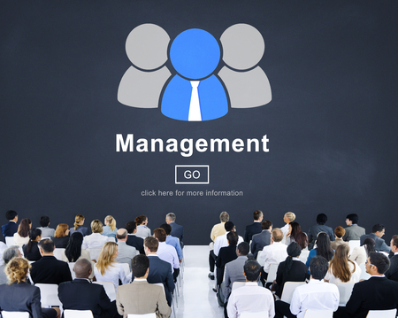 coordination: business, coaching, controlling, coordination, dealing, management, manager, managing, mentor, organization, process, roles of management, strategy, supervising, word Stock Photo