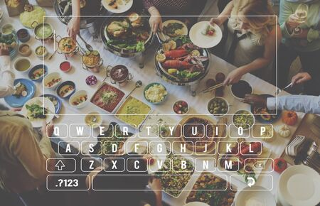 alphabet keyboard: Keyboard Alphabet Computer Eletronic Letter Concept