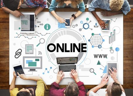 diversity domain: Online Network Sharing WWW System Concept
