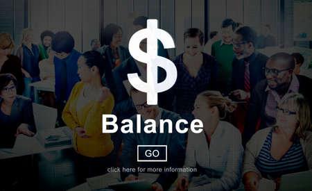 liability: Balance Liability Finance Financial Concept