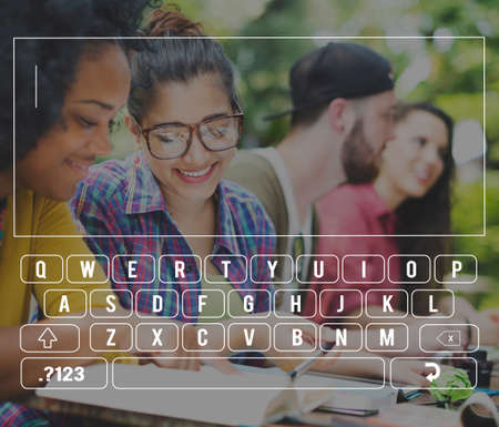 keypad: Keypad Keyboard Computer Interface Button Concept Stock Photo