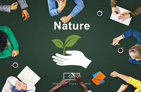 environmental analysis: Nature Ecology Environmental Conservation Natural Life Concept