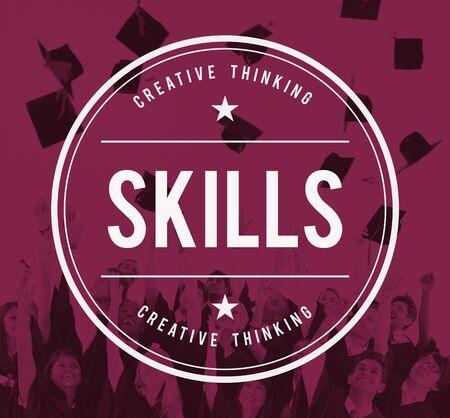 proficiency: Skills Talent Expert Aptitude Proficiency Professional Concept