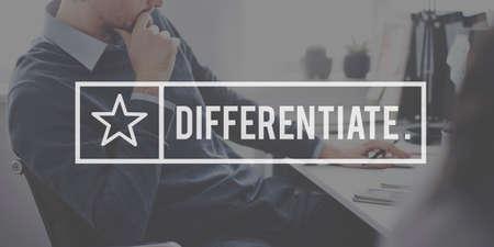 characterize: Differentiate Distinguish Identify Recognize Concept