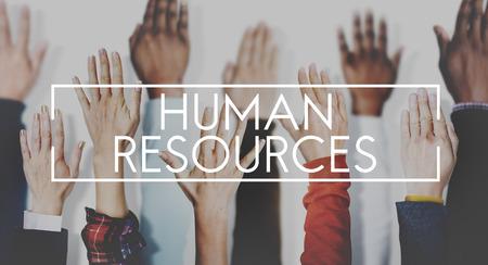 recurso: Recursos Humanos Questões Laborais Concept