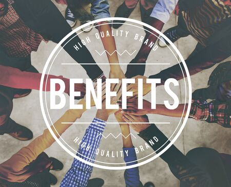 Benefits Incentive Welfare Advantage Bonus Profit Concept