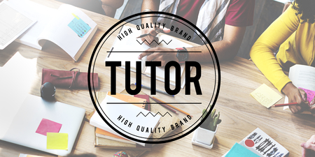 tutor: Tutor Coach Management Strategy Guidance Concept