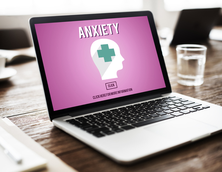 anxiety: Anxiety Medicine Disorder Angst Concept
