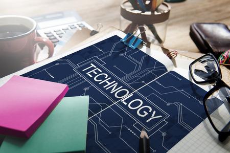 advanced technology: Advanced Technology Innovation Development Evolution Concept