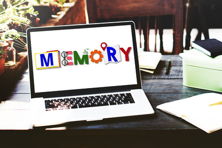 Memory Remember Mind Database Concept