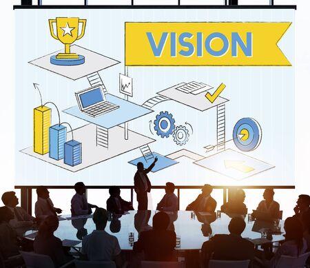 aspirations: Vision Mission Planning Aspirations Process Concept