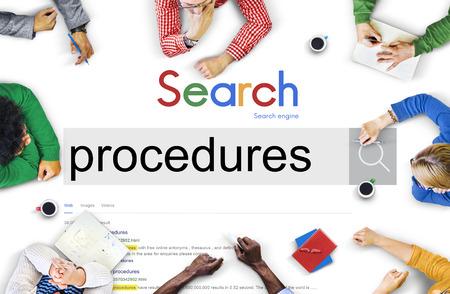 method: Procedures Process Steps System Method Action Concept