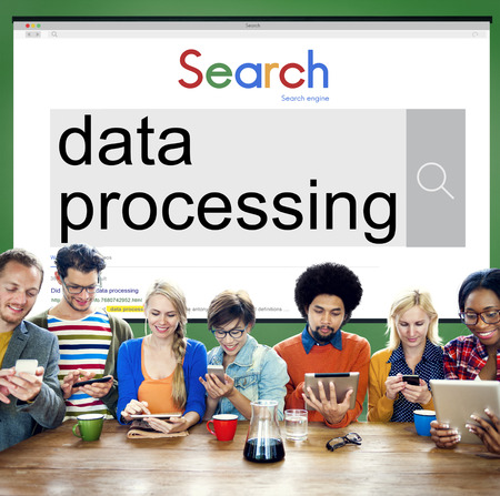 classify: Data Processing Classify Protecting Information Concept