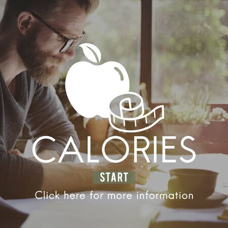 weight loss plan: Calories Diet Energy Food Beverage Nutrition Concept