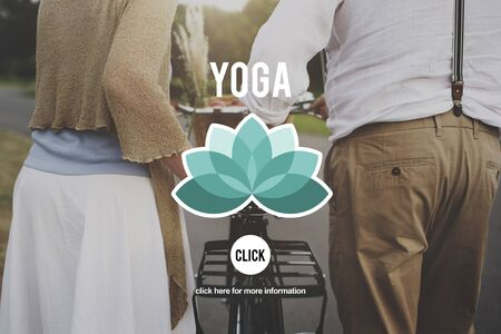 contemplation: Yoga Contemplation Exercise Fitness Healthy Concept