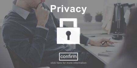 seclusion: Privacy Data Protection Policy Secret Concept