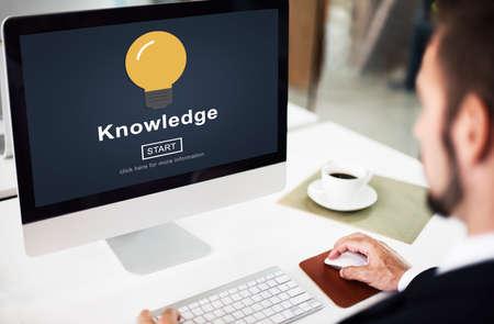 perceptive: Knowledge Learning Studying Education Intelligence Concept