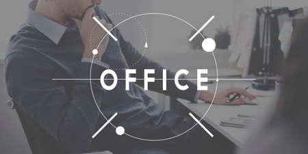 bureaucratic: Business Working People Plan Concept