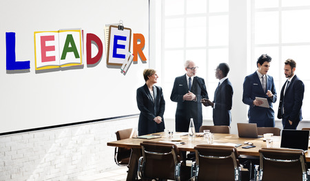 multiethnic: Leader Leadership Skill Authority Influence Concept