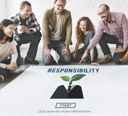 responsible: Responsibility Roles Duty Task Obligation Responsible Concept