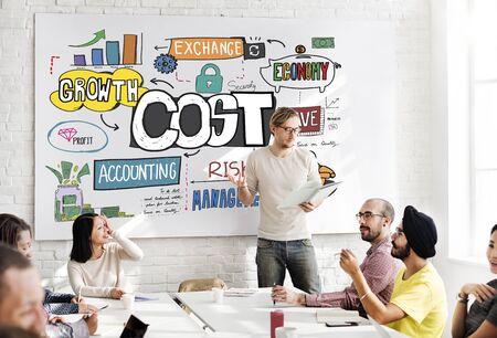 Costs Finance Banking Money Cash Flow Concept
