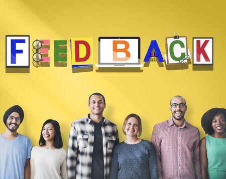 response: Feedback Response Evaluation Assessment Concept