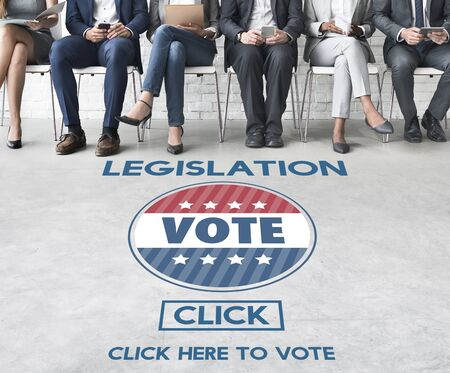 legislation: Legislation Law Justice Authority Vote Concept Stock Photo