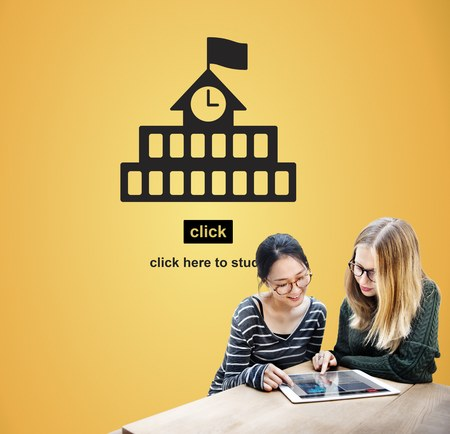 liberal: School College Education Studying Concept Stock Photo