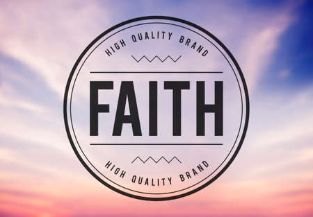 belief: Faith Believe Belief Creed Hope Religion Loyalty Concept