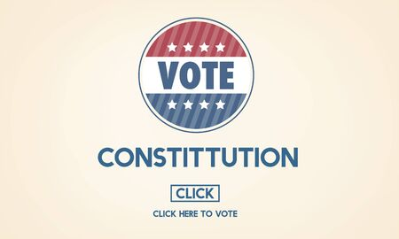 balloting: Constitution Registration Regulations Rules Principles Concept Stock Photo