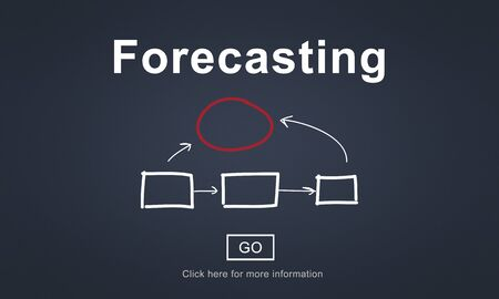 foretell: Forecasting Forecast Estimation Business Future Concept