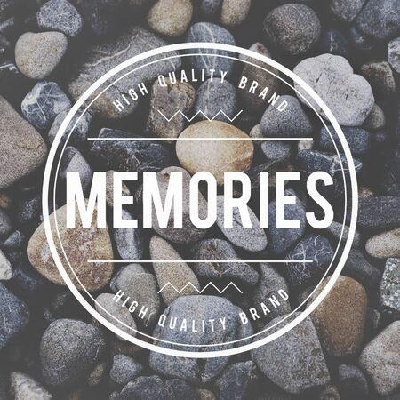 recordar: Memoria recordar información Mente Recordando Concept
