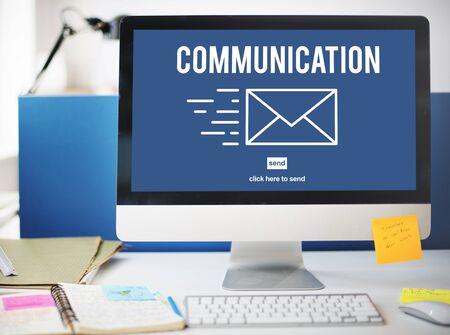 correspondencia: Comunicaci�n Conexi�n Correspondencia Concepto de correo electr�nico