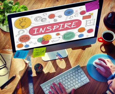 Inspire Aspiration Expectation Goal Hopeful Concept