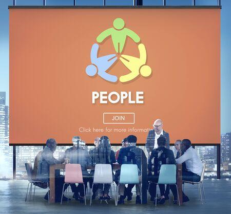poblacion: People Diversity Person Power Population Society Concept