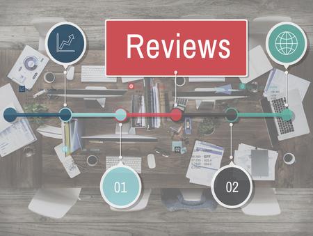 reviews: Reviews Report Evaluation Assessment Inspection Examine Concept