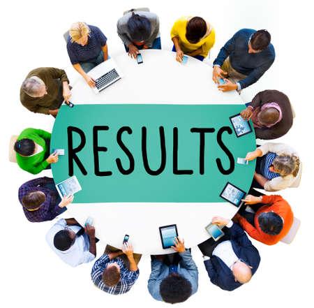 Resultados Concepto Efecto Evaluación de Eficiencia Resultado