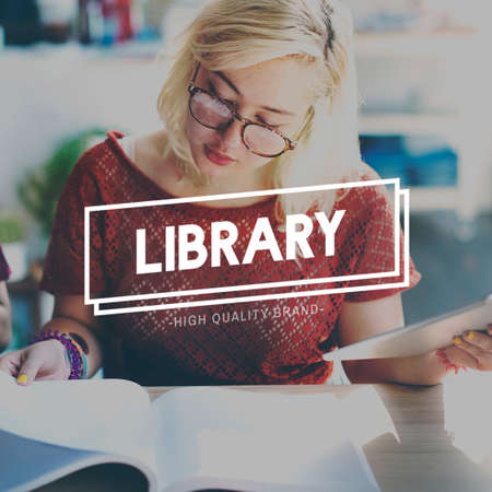 book reviews: Library Collection Storage Study Education Concept