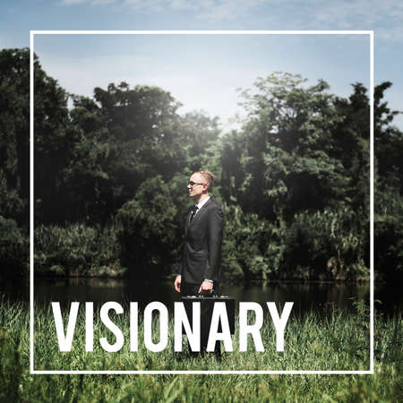 visionary: Vision Visionary Imaginary Expection Concept