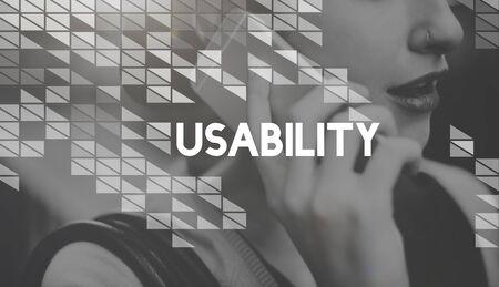 usability: Usability Availibility Accessability Convinient Device Concept