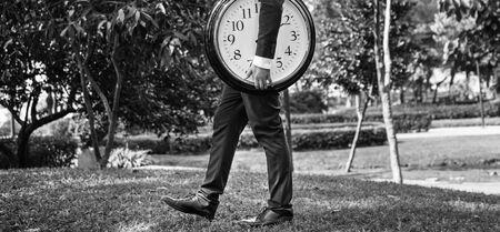 Time Timing Management Schedule Organisation Concept Reklamní fotografie